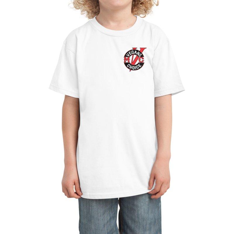 VCMC Kids T-Shirt by Vegans Choice Motorcycle Club