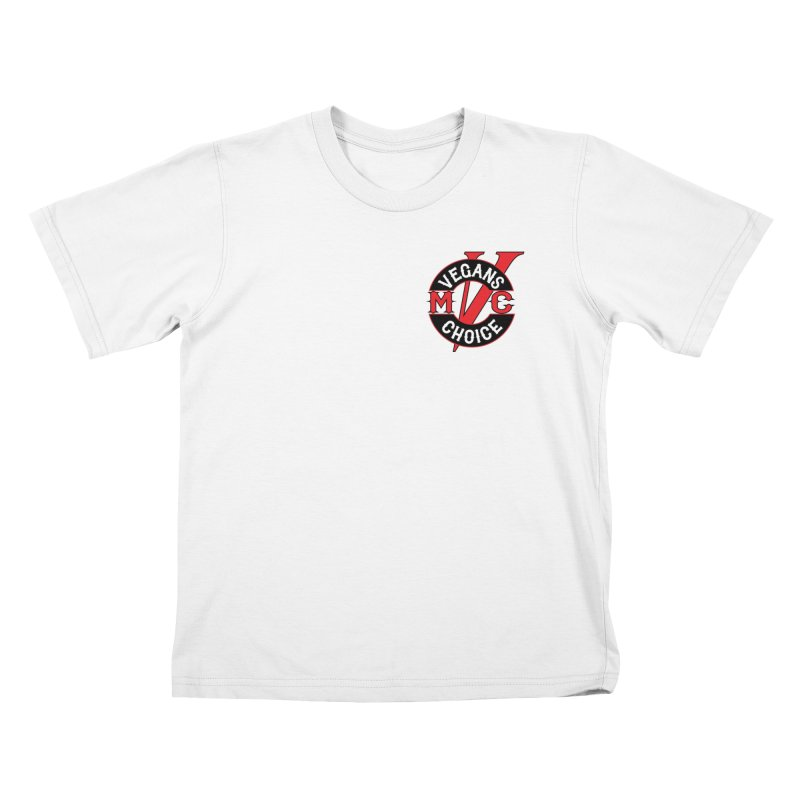 VCMC Kids T-Shirt by Vegans Choice Motorcycle Club