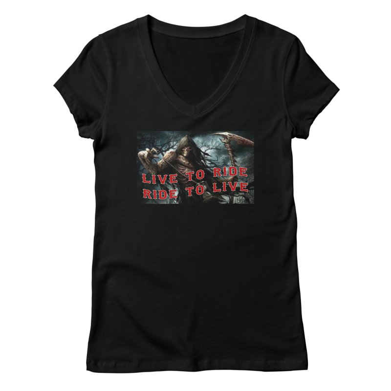 Women's None by Vegans Choice Motorcycle Club