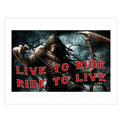 image for Live to Ride Reaper