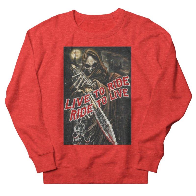 Reaper 2 Women's Sweatshirt by Vegans Choice Motorcycle Club