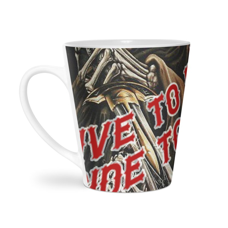Reaper 2 Accessories Mug by Vegans Choice Motorcycle Club