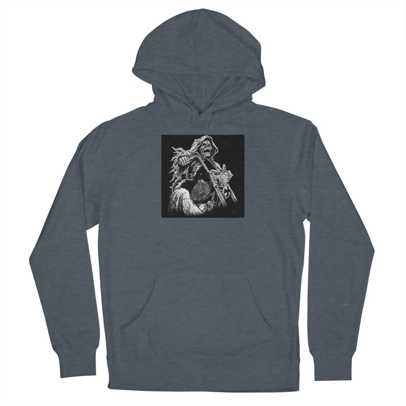VCMC Skeleton Women's Pullover Hoody by Vegans Choice Motorcycle Club