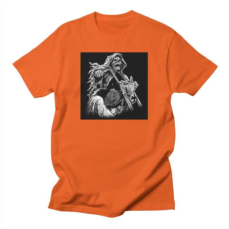 VCMC Skeleton Men's T-Shirt by Vegans Choice Motorcycle Club