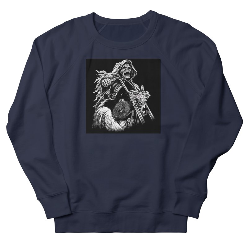 VCMC Skeleton Women's Sweatshirt by Vegans Choice Motorcycle Club
