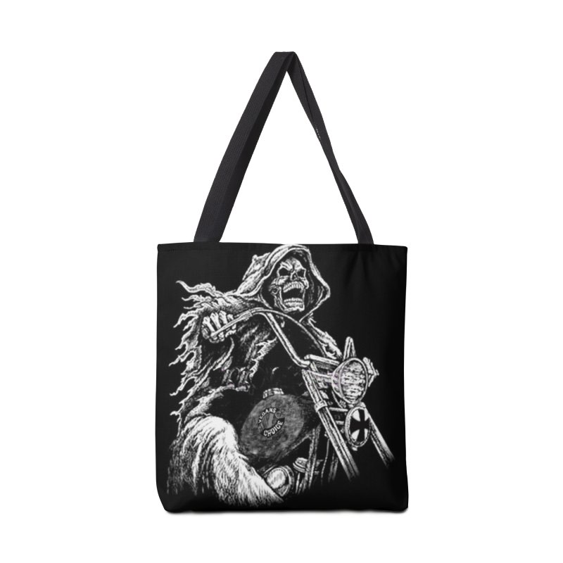 VCMC Skeleton Accessories Tote Bag Bag by Vegans Choice Motorcycle Club