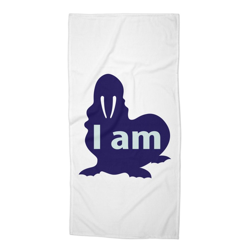 The Walrus is me. Accessories Beach Towel by VeraChuckandDave's Artist Shop