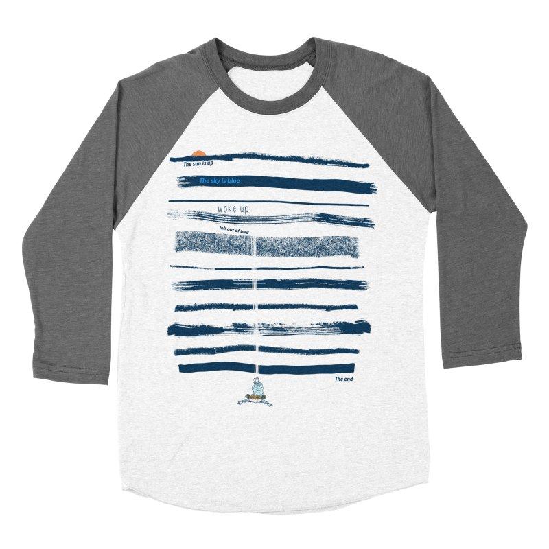 Sun is Up Women's Baseball Triblend T-Shirt by VeraChuckandDave's Artist Shop