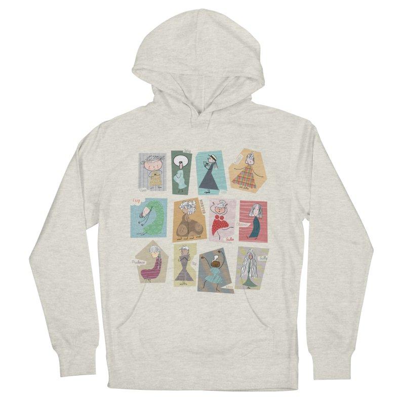Beatles girls Women's Pullover Hoody by VeraChuckandDave's Artist Shop