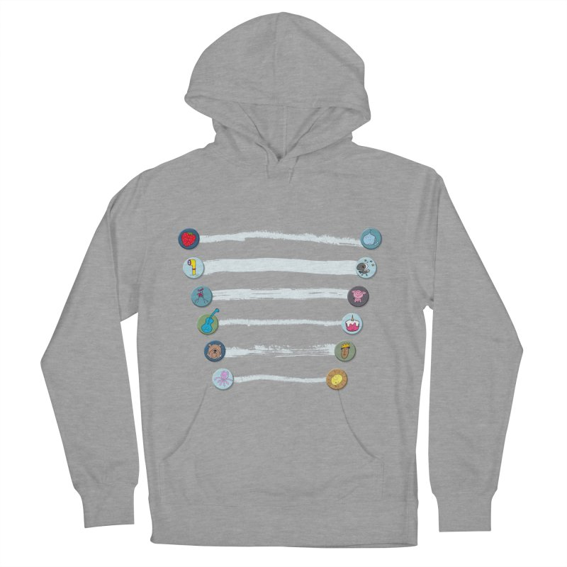 Lady Pepper Women's Pullover Hoody by VeraChuckandDave's Artist Shop