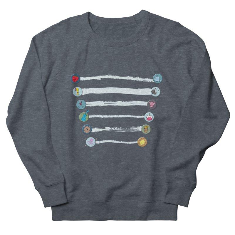 Lady Pepper Women's Sweatshirt by VeraChuckandDave's Artist Shop