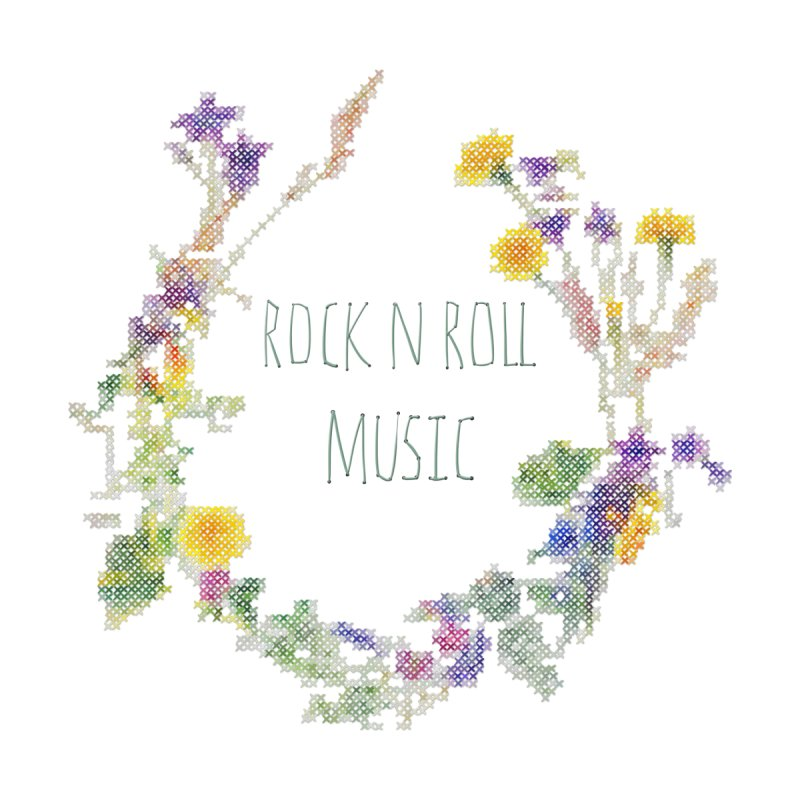 It must be rock n roll music! by VeraChuckandDave's Artist Shop
