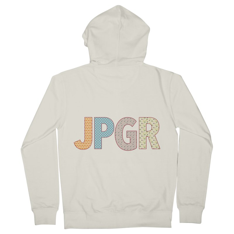 John, Paul, George and Ringo Women's Zip-Up Hoody by VeraChuckandDave's Artist Shop