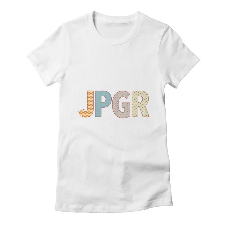 John, Paul, George and Ringo Women's Fitted T-Shirt by VeraChuckandDave's Artist Shop