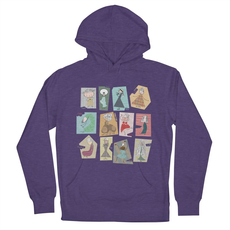 My name in a Beatles song! Women's Pullover Hoody by VeraChuckandDave's Artist Shop