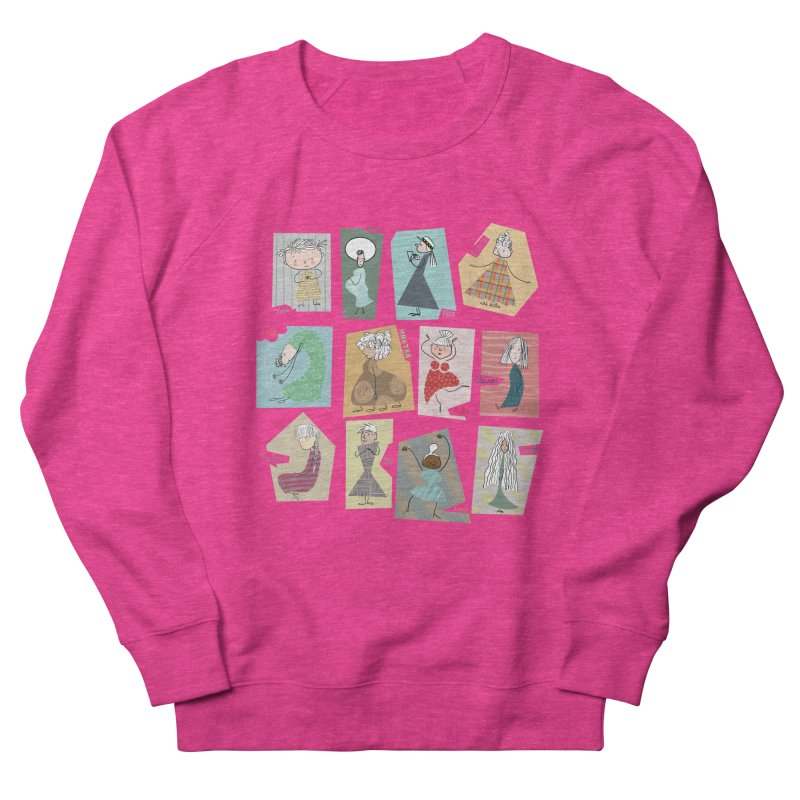 My name in a Beatles song! Women's Sweatshirt by VeraChuckandDave's Artist Shop