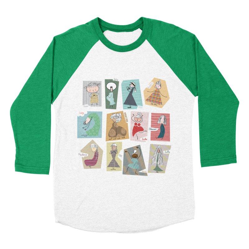 My name in a Beatles song! Women's Baseball Triblend T-Shirt by VeraChuckandDave's Artist Shop
