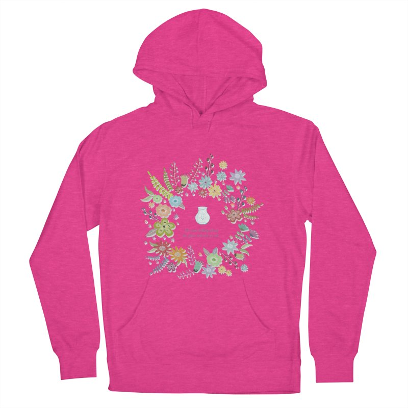 The space between Women's Pullover Hoody by VeraChuckandDave's Artist Shop
