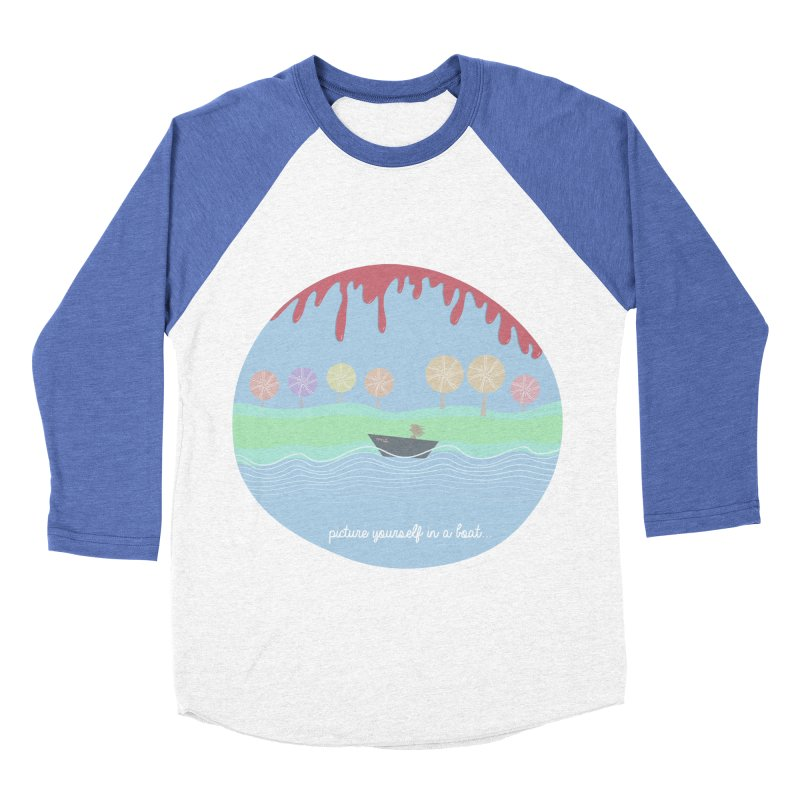 Picture yourself in a boat...   by VeraChuckandDave's Artist Shop