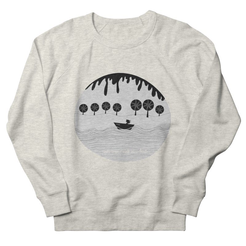 Picture yourself..., a variation. Women's Sweatshirt by VeraChuckandDave's Artist Shop