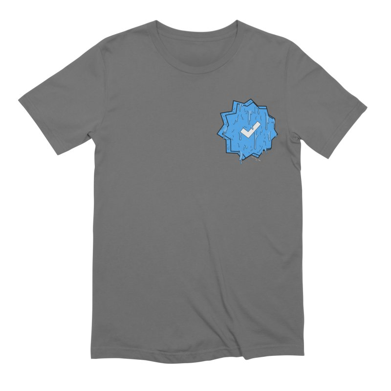Verified Men's T-Shirt by Verity Ink
