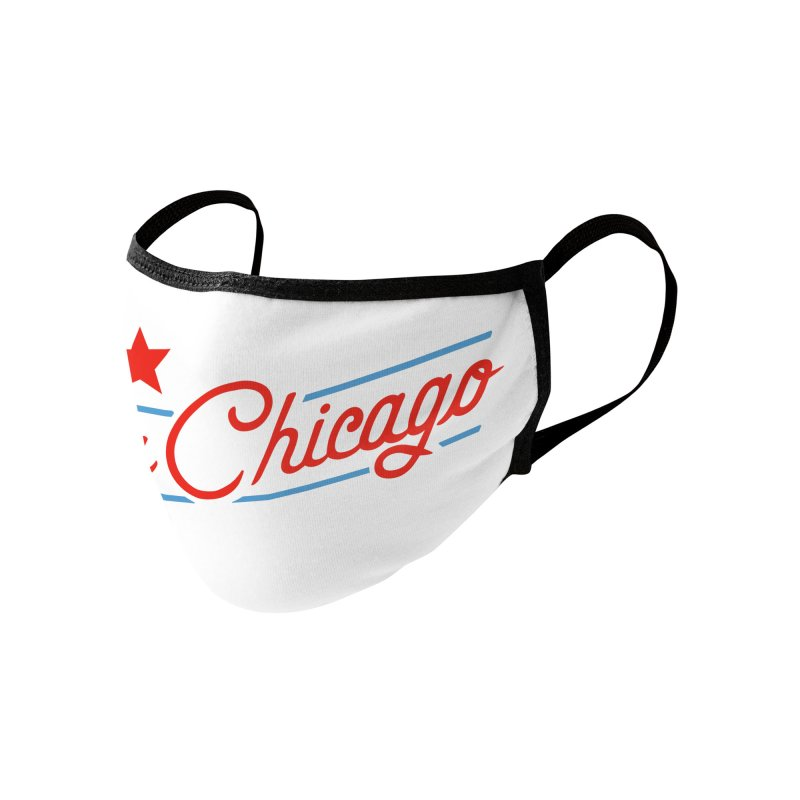 Via Baseball T Accessories Face Mask by Via Chicago's March Shop