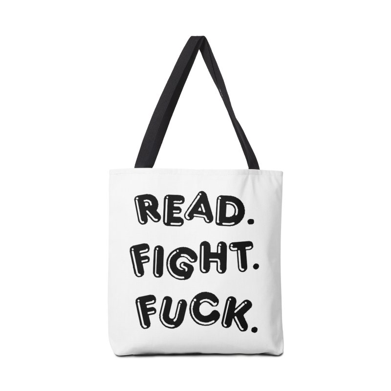 Read Fight Fuck in Tote Bag by Vice Versa Press