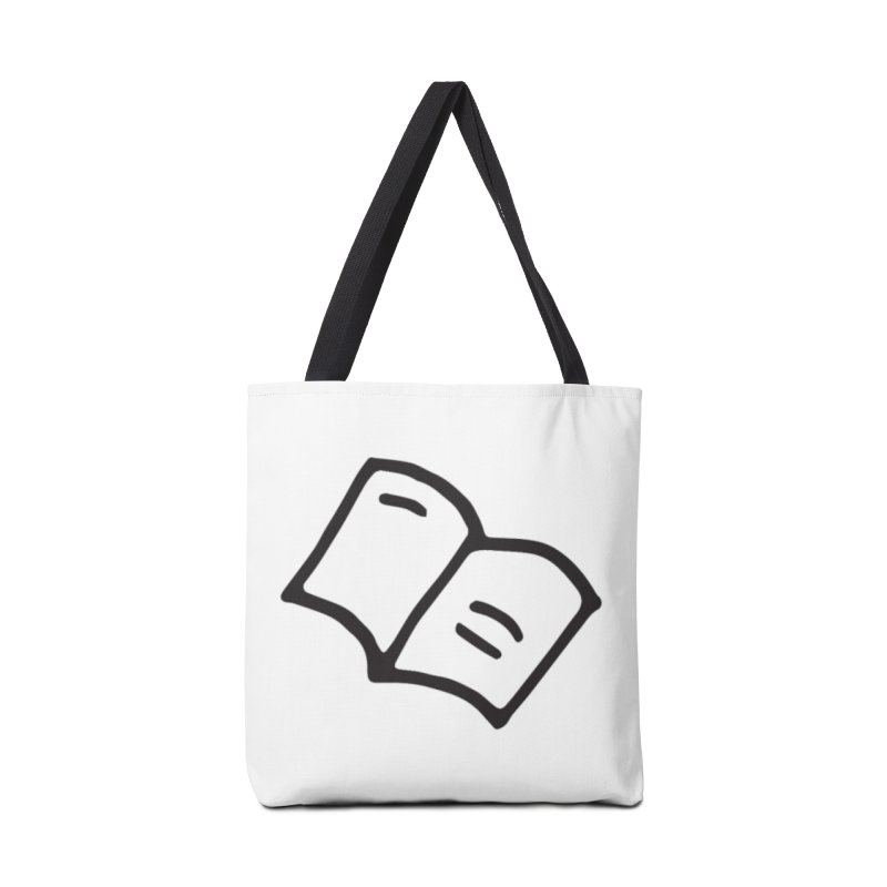 Leyendo Accessories Bag by Vice Versa Press