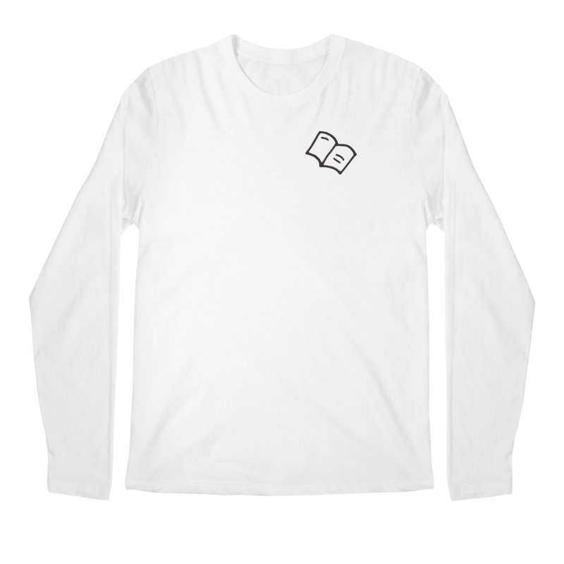Leyendo Men's Longsleeve T-Shirt by Vice Versa Press
