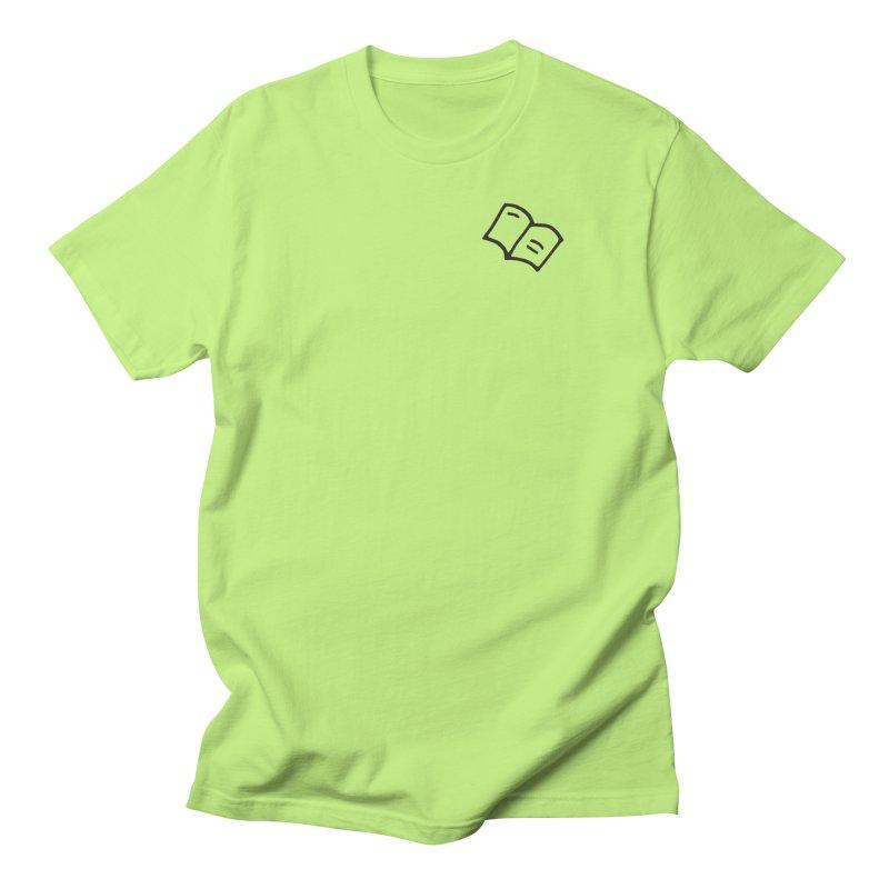 Leyendo Women's Regular Unisex T-Shirt by Vice Versa Press