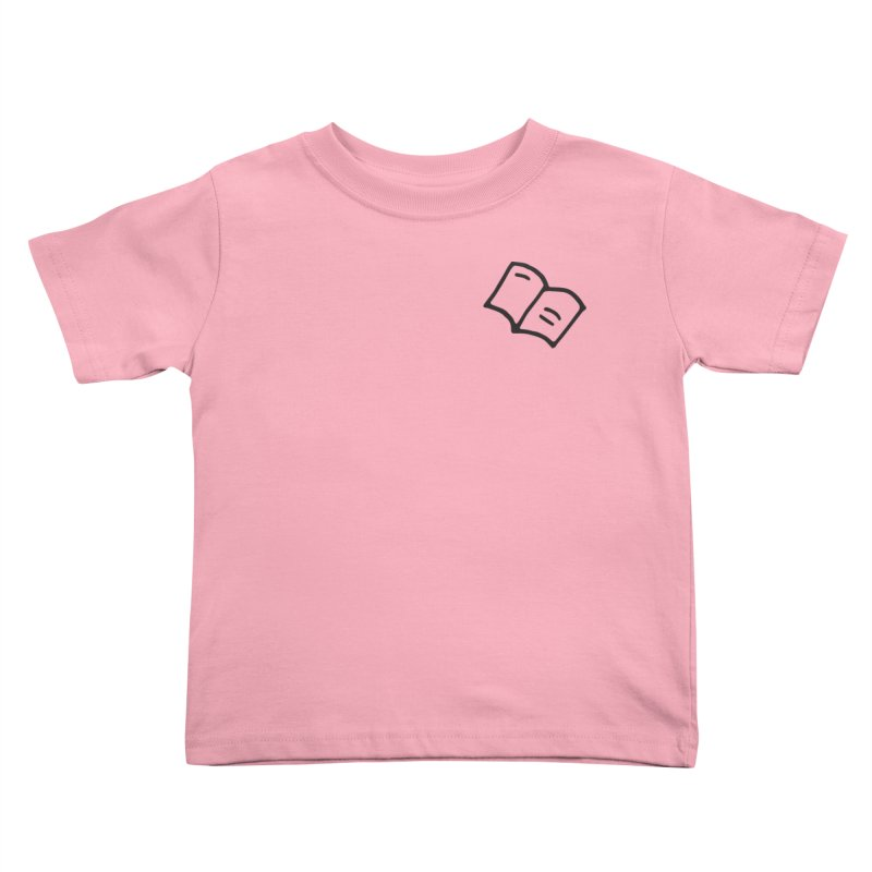 Leyendo Kids Toddler T-Shirt by Vice Versa Press