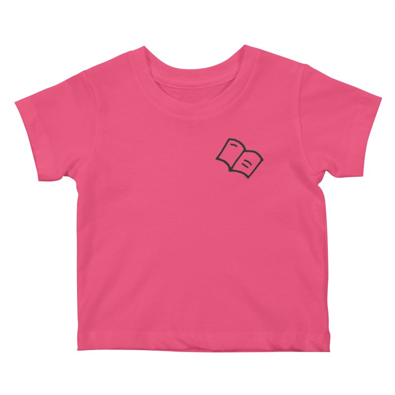 Leyendo Kids Baby T-Shirt by Vice Versa Press