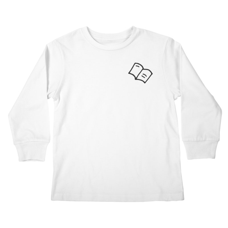 Leyendo Kids Longsleeve T-Shirt by Vice Versa Press