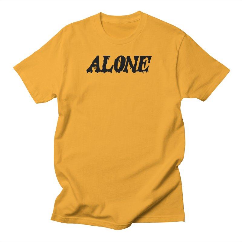 Alone Women's Unisex T-Shirt by Vice Versa Press