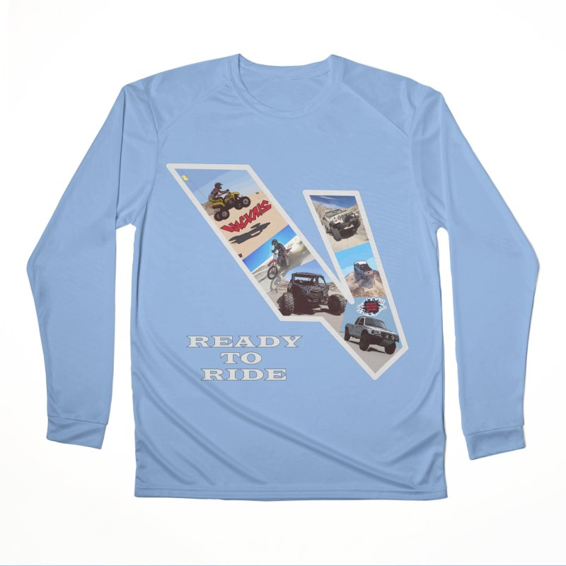 Vicious V OHV Men's Performance Longsleeve T-Shirt by Vicious Factory
