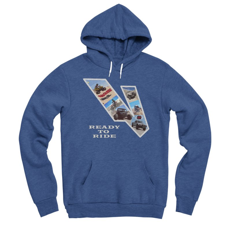 Vicious V OHV Men's Pullover Hoody by Vicious Factory