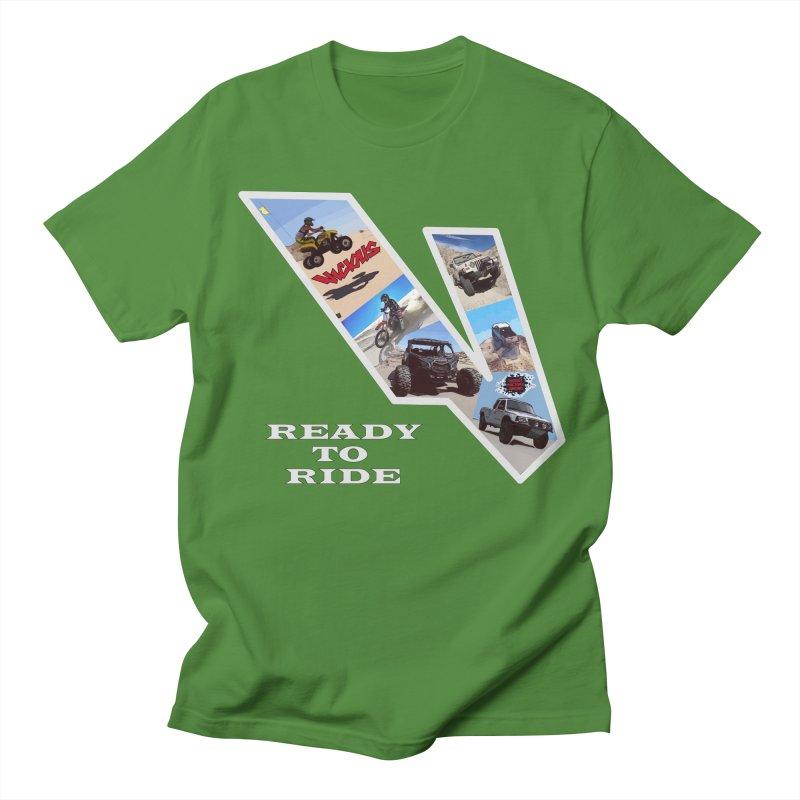 Vicious V OHV Men's Regular T-Shirt by Vicious Factory