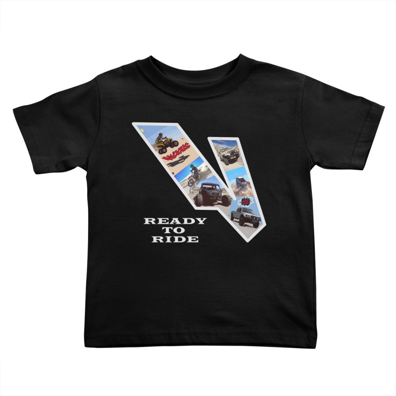 Vicious V OHV Kids Toddler T-Shirt by Vicious Factory