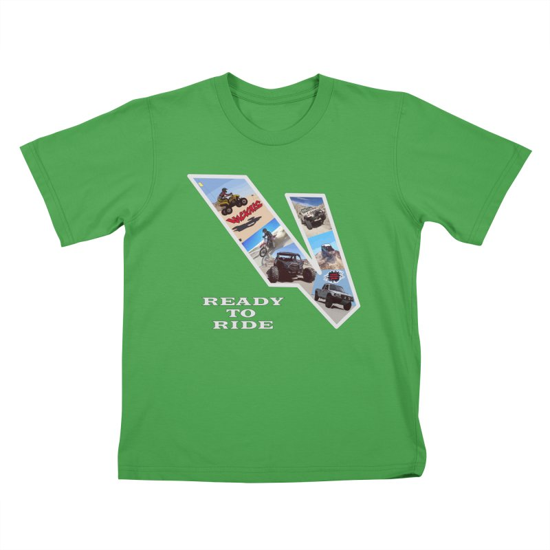 Vicious V OHV Kids T-Shirt by Vicious Factory