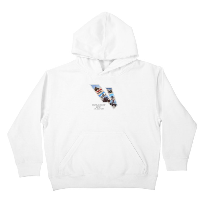 Vicious V OHV Kids Pullover Hoody by Vicious Factory