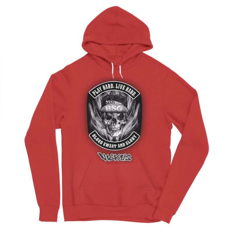 Vicious BSG Women's Pullover Hoody by Vicious Factory