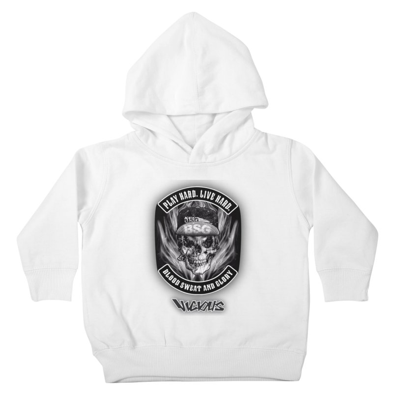 Vicious BSG Kids Toddler Pullover Hoody by Vicious Factory