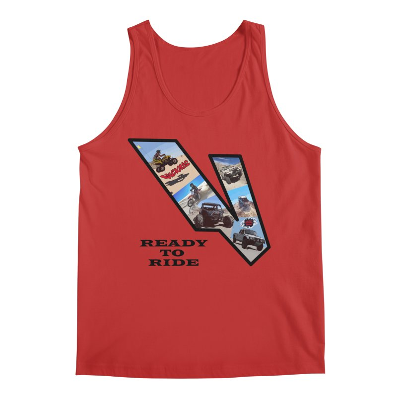 Vicious V OHV Ready to Ride Men's Regular Tank by Vicious Factory