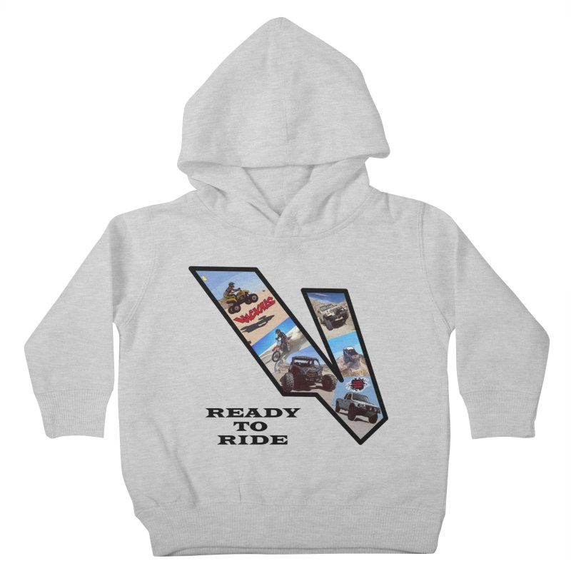 Vicious V OHV Ready to Ride Kids Toddler Pullover Hoody by Vicious Factory