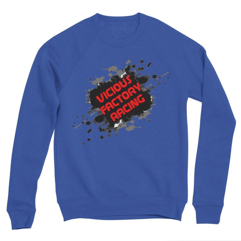 VICIOUS FACTORY RACING Men's Sweatshirt by Vicious Factory