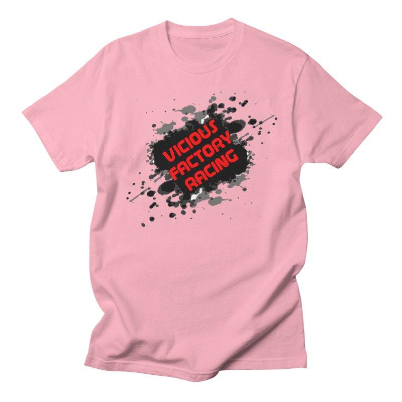 VICIOUS FACTORY RACING Women's Regular Unisex T-Shirt by Vicious Factory