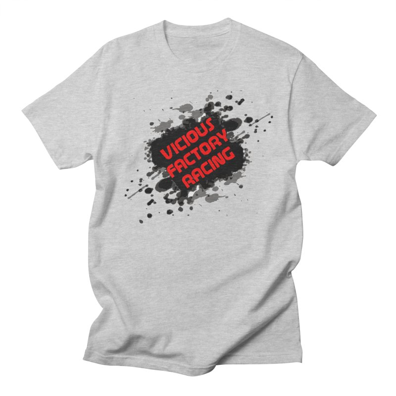 VICIOUS FACTORY RACING Men's Regular T-Shirt by Vicious Factory