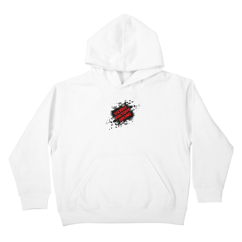 VICIOUS FACTORY RACING Kids Pullover Hoody by Vicious Factory