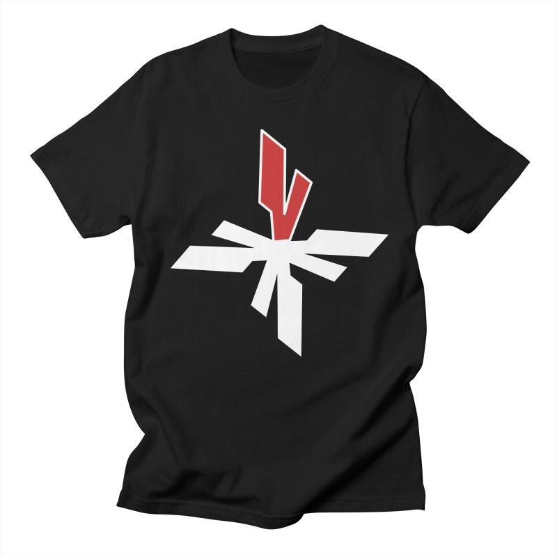Vicious 4 V Cross Women's Regular Unisex T-Shirt by Vicious Factory