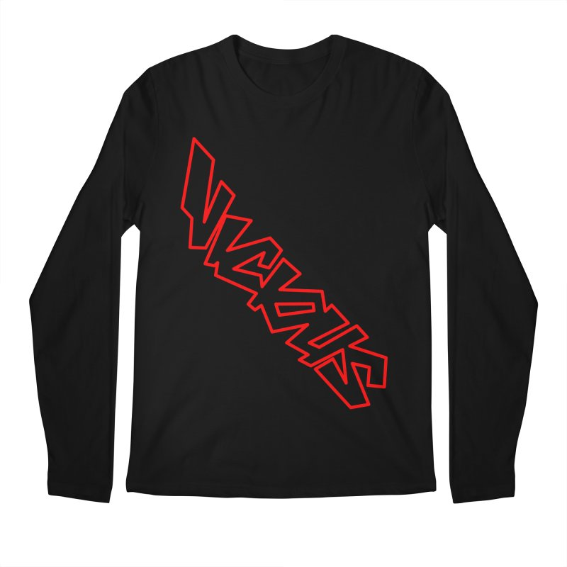 Vicious 1986 Men's Regular Longsleeve T-Shirt by Vicious Factory